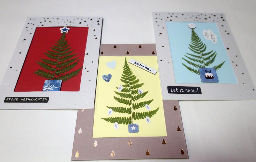 7 Ergebnisse_Weihnachtskarten_Franziska Hyneck
